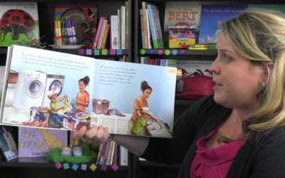 Reading Aloud With Preschoolers